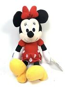 Minnie Mouse Plush Doll 14 Toy Disney Kohls Cares Characters New Nwt