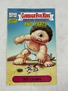 Rare Garbage Pail Kids Comic Fables Fantasy And Farts 110 Ri Variant Sy Clops