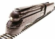 Broadway Limited 4432 Streamlined K4 4-6-2 Pacific W/sound And Dcc Ho Mib