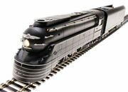 Broadway Limited 4434 Streamlined Class K4 4-6-2 Pacific And 170p75 Ho Mib