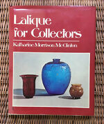 Lalique For Collectors Classic Vintage Guide Glass Jewelry