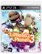Ps3 Adventure-little Big Planet 3 Ps3 New
