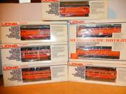 The Lionel Vault - 8260/62 Southern Pacific Daylight F-3 Passenger Set- Ln -