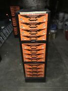 Dorman Metal Cabinets Auto Parts - 12 Drawers 3 Sections