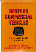 Bedford Commercial Vehicles 30 Cwt To 10 Ton Pearson Practical Guide 1961