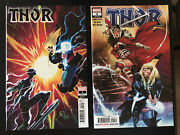 Thor 1 125 Scalera Variant 1st Print 4a Black Winter Cameo Appearance