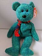 Ty Beanie Baby - Rare Retired Original Pristine Mint Condition 1999 Wallace Bear