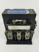 Danaher Controls Rdp7-7140-11 Contactor 75a 600vdc 78091-51r Old Stock