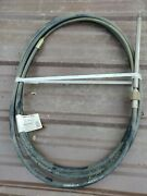 Ultraflex Uflex M66x21 Yy 21ft Marine Boat Steering Rotary Cable M66 21and039