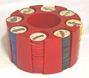 Complete Set Of 200 Jello Picture Wheels With Holder