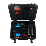 Ckmtp12 - For 4x4 Accessories Twin High Performance 12 Volt Air Compressor