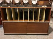 Rare George Nelson Css Herman Miller Css Cabinet