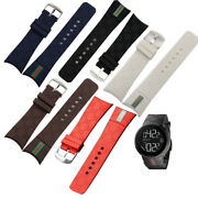 26mm Rubber Replacement Watch Band Strap For I- Digital Menand039s Watch