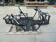 Eb488 2011 11 Yamaha Rhino 700 Sport Frame Section No Vin Parts Only Parts Only