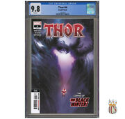 Thor 4 2020 1st Cameo Appearance Of Black Winter [cgc 9.8] 2nd Print