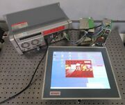 C169578 Beckhoff Automation Control Cabinet Industrial Pc Accutouch Touch Screen