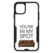 Otterbox Commuter For Apple Iphone Pick Model Brown Couch Youand039re In My Spot