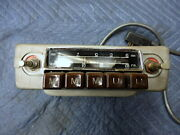 Mercedes Vintage Mb And Porsche 356 1950s Becker Europa Mu Radio Early Style 1