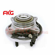 1 New Front Wheel Hub Bearing Fits Navigator Expedition 2007-2013 W/abs 4x4