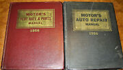 1949-1953 54 55 Parts Manual Ford Dodge Mercury Lincoln Chrysler Chevy Cadillac