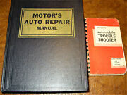 1949-1956 54 55 Parts Manual Ford Dodge Mercury Lincoln Chrysler Chevy Cadillac