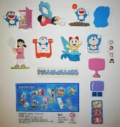 Doraemon Complete Set Of 8 With All Papers Kinder Surprise 2020