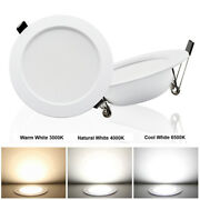 Dimmable Recessed Led Downlight 5w 7w 9w12w 15w Round Ceiling Spot Light Lamp