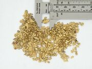 Natural Yellowknife Nw Territories Gold Nuggets Placer Gold Mixed Sizes. 1.08ozt