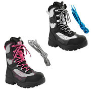 Womens Castle X Force 2 Snowmobile Boots Winter Snow Waterproof Riding Boots