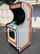 Lady Bug Arcade Machine New Full Size Video Game Plays Other Classics Guscade