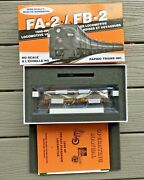 Rapido 1/87 Ho Canadian Pacific Railway Mlw Fpb-2 Rd 4463 Dcc And Sound 22512 Nib