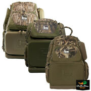 New Banded Gear Air Hard Shell Back Pack - Duck Hunting Camo Storage Blind Bag -