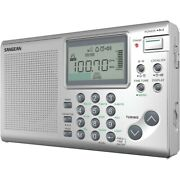 Sangean Sangean Fm And Mw And Sw Stereo World Receiver