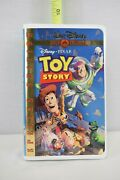 Walt Disney And Pixarand039s Classic Gold Collection Toy Story Vhs 19542