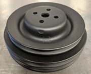 428 Super Cobra Jet Water Pump Pulley Mustang Shelby Torino Cyclone Fomoco 69 70