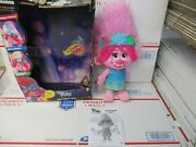 Dream Works Trolls World Tour Color Poppin Poppy New Other Fast Shipping