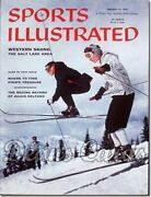 Sports Illustrated January 14 19 Si Has Address Label On Front Ex/mt 6 - Ex/mt