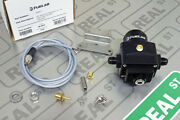 Fuelab 529 Series Electronic Adjustable Fuel Pressure Regulator Black 6an In Out