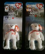 Ty Mcdonalds Beanie Babies Bears Rare Intnand039l Collectors 2 Sets Canadian And U.s.