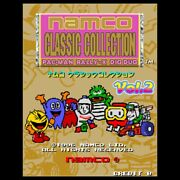 Used Namco Classic Collection Vol. 2 Pcb Pc Board 1996 Jamma Pac-man Rally X