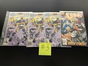 Marvel Comics Cage 1 X 3 And 3 Large Comic Book Lot