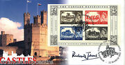 2005 Castle M/s - Scott Official - Signed By Sir Richard Johns