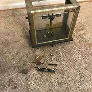 Vintage Rexall Drugs Store Fisher Scientific Pharmacy Apothecary Balance Scale