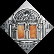 Art That Changed The World Series - Romanesque - Niue- 2014 - Silver Coin