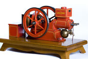 Working Hit And Miss Model Engine Gas Powered 1/3 Scale Galloway Casting Kit