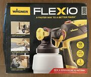 Wagner Flexio 3000 Hvlp Paint Sprayer With Case Interior Exterior And Detail