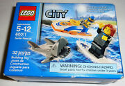 Lego 60011 Surfer Rescue New/partially Sealed