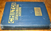 32 33 34 35 36 37 38 Chilton Service Parts Manual Dodge Ford Hupmobile Plymouth