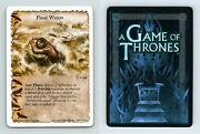 Flood Waters F 110 A Game Of Thrones A Roll Of The Dice 2012 Lcg Card