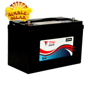 12v 320ah Lifepo4 Tn-power Lithium Battery - Clever Bms Can Run In Series And Pa